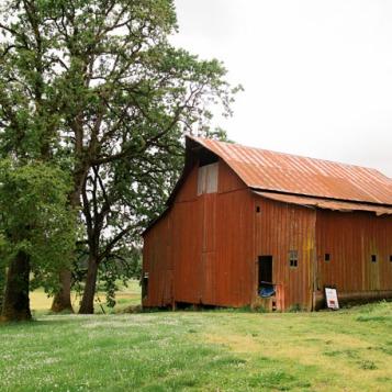 Ghost Hill Barn